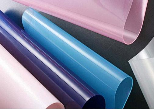 PVC彩色薄膜